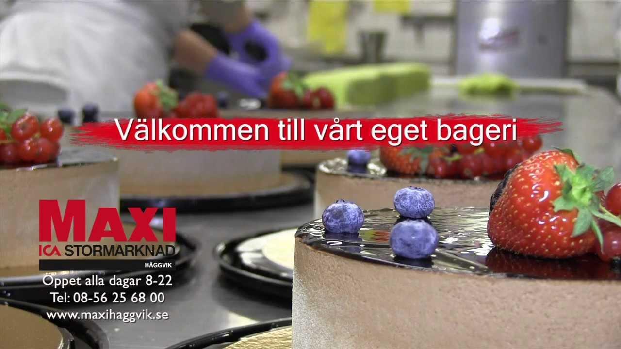Ica Maxi Bakverk