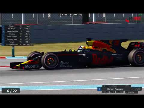 GP2017 Abu Dhabi F1 Only Championship Video #0009