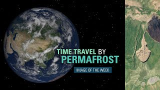 Time Travel by Permafrost