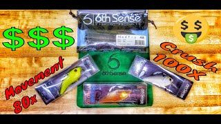 6th Sense Fishing Monthly Subscription Bag Unboxing And Review