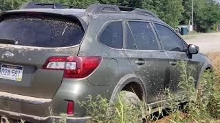 Subaru Off Road at Bundy Hill Part 2