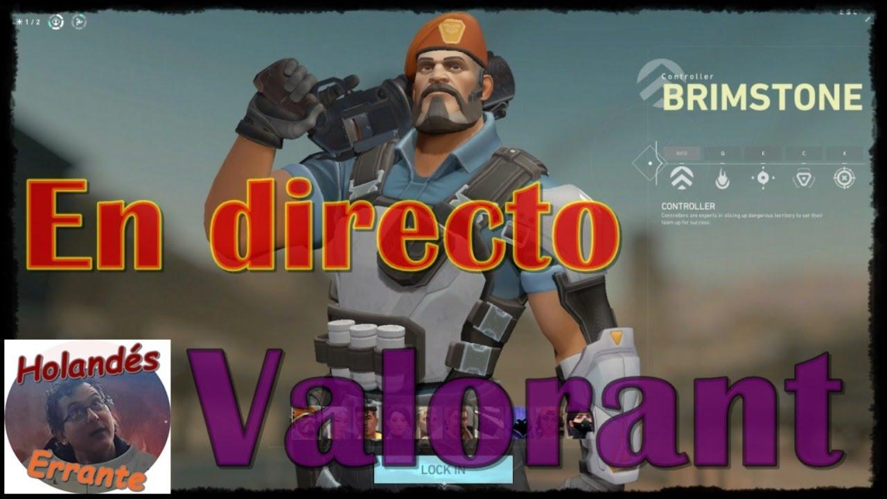 Valorant En directo #01
