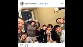佐藤栞里、ヒルナン豪華メンバーとの飲み会「ヨルナンデス」写真にファ...