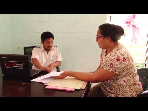 Disabilities in Kiribati