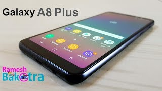 Samsung Galaxy A8 Plus Full Review and Unboxing