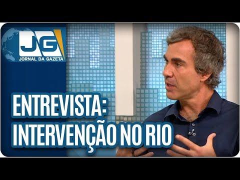 Maria Lydia entrevista Bruno Paes Manso, do Núcleo de Estudos da Violência/USP, sobre a intervenção