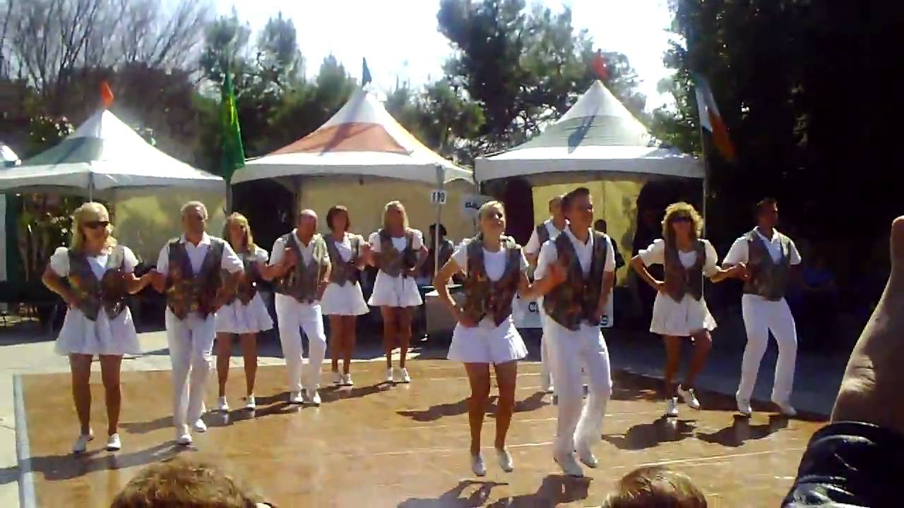 Clogging Dance By The Cripple Creek Cloggers Youtube