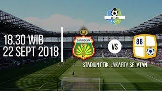Download Video Jadwal Siaran Langsung Vidio.com, Bhayangkara FC Vs Barito Putera Liga 1 2018 Pukul 18.30 WIB MP3 3GP MP4