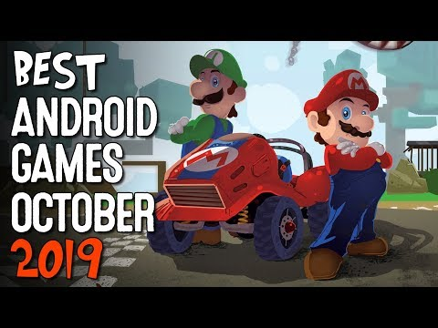Best Android Games For October 2019 | Latest Android Games Reviews