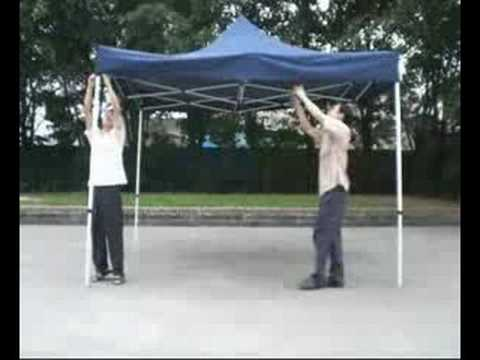 Gala shade market stall trade counter doovi for Gazebo plegable easy