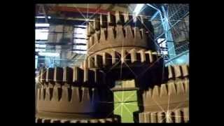 видео Цементация и азотирование стали