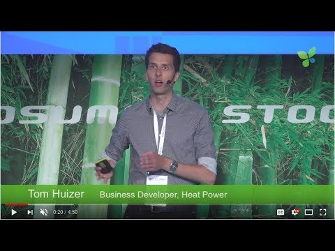 ECO17 Stockholm: Tom Huizer Heat Power