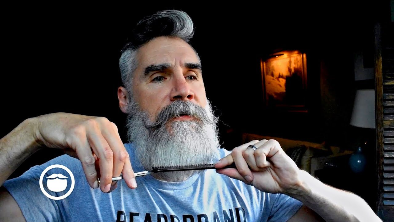 How To Trim Your Own Beard Greg Berzinsky Youtube