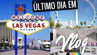 Último dia em Las Vegas - Loja da Polaroid, Com Água até o pescoço e mais.