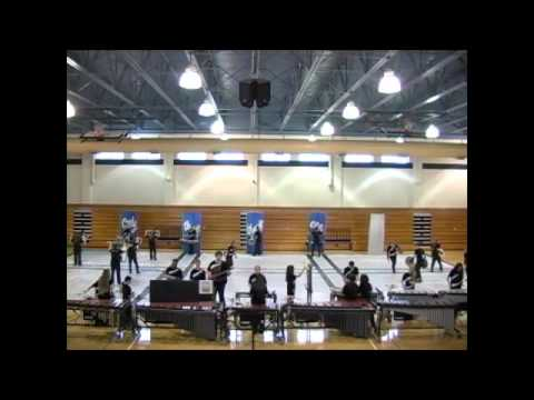 """Croatan High School Indoor Percussion 2016   """"The Storm Within"""""""