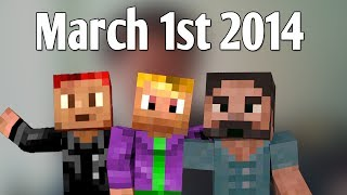 Wonderment Micro Vlog - 1st March 2014