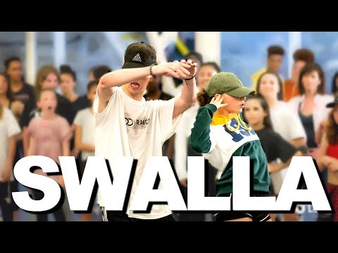 SWALLA - Jason Derulo ft Nicki Minaj Dance  Choreography Sabrina Lonis  LAX STUDIO