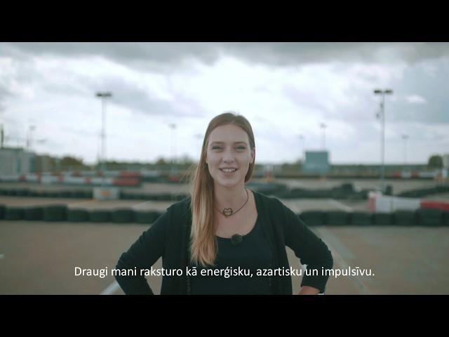 Anna Žanete Riekstiņa - Radio SWH Spin ētera personība