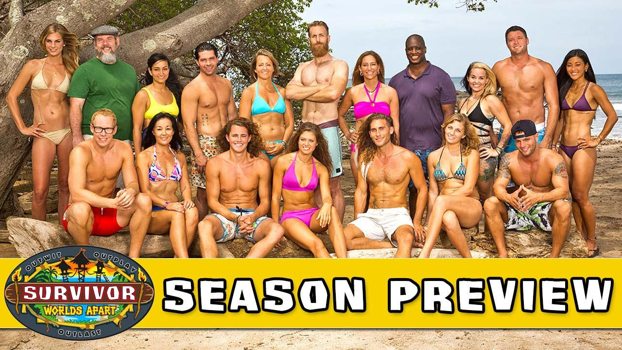 Survivor Worlds Apart Season 30 Preview Podcast Cast