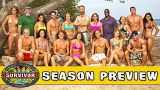 Survivor Worlds Apart: Season 30 Preview Podcast | Cast Assessment