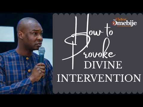 How To Provoke Divine Intervention||What To Do When In Trouble||Apostle Joshua Selman