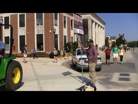 Tennessee Tech University | Street Preaching & Two Encounters w/Security | Kerrigan Skelly