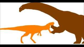 PPBA Argentinosaurus rampage 1000 sub special