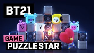 [BT21] PUZZLE STAR BT21 is coming!