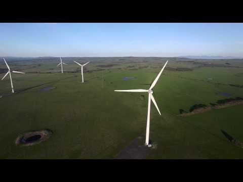 Bald Hills Wind Turbines