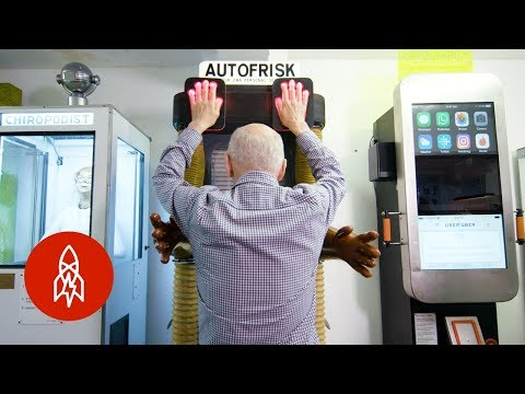 Playing for Laughs at London's Wackiest Arcade