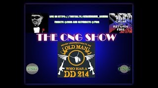 The CNG Show Season 2 Episode 24:Tech, Game and Talk Show