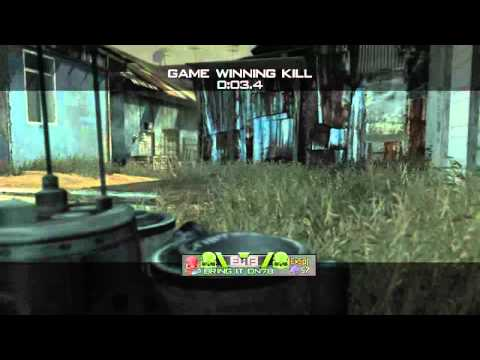 BRING IT ON78 - MW3 Game Clip