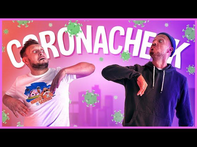 Coronacheck (petite chanson entêtante) - Masquefly et Coronalito, notre chaine secondaire