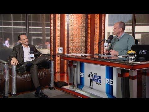 """Brockmire"" Star Hank Azaria Joins The Rich Eisen Show In-Studio   Full Interview   6/14/17"