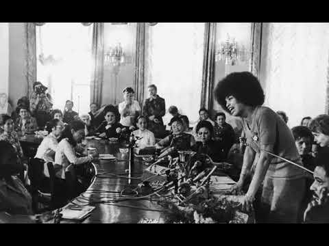 Angela Davis on Amilcar Cabral and Guinea Bissau (1973 Speech)