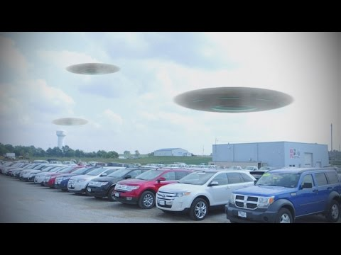 Tri-state Ford Lincoln Dealership UFO Sighting?
