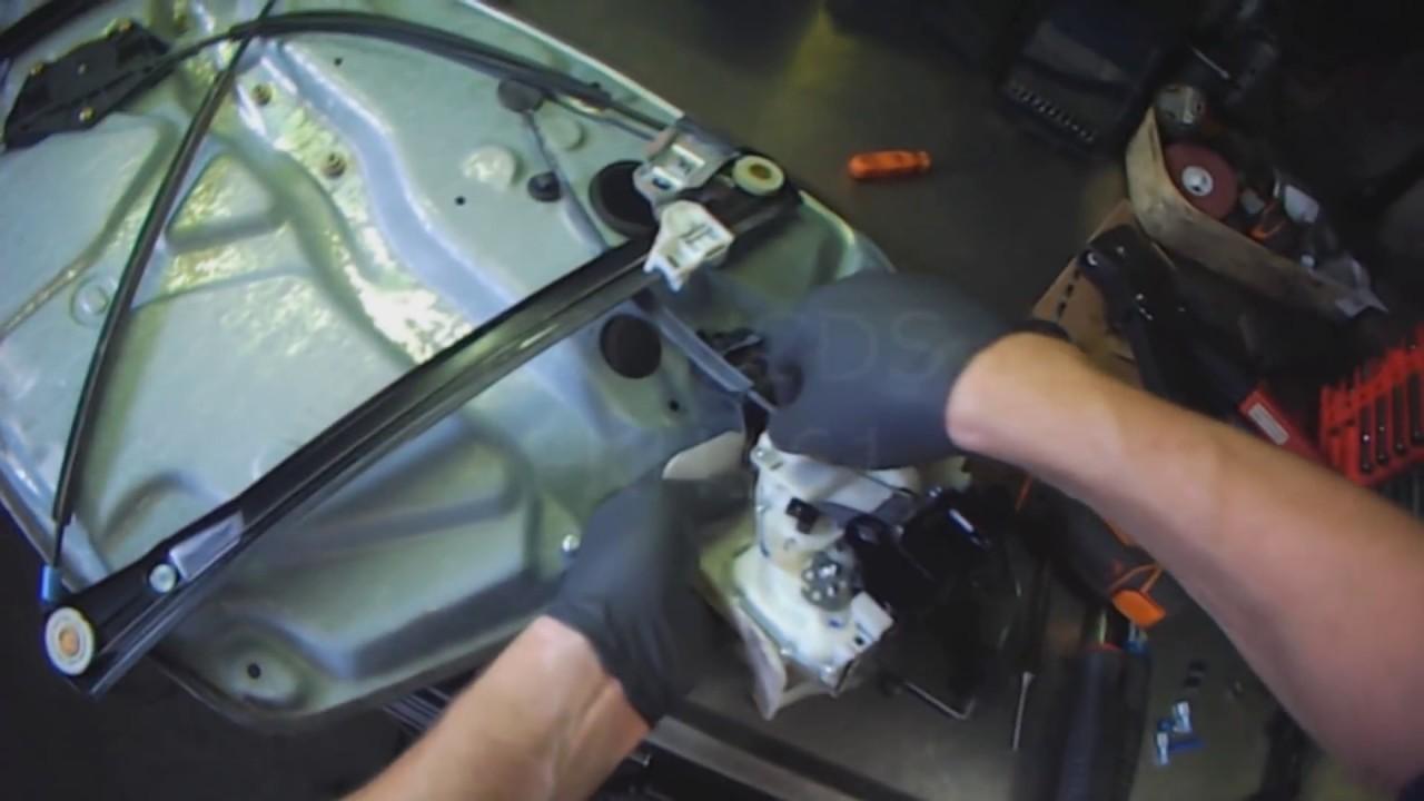 VW B5: Passat Driver Door Lock Module replacement  YouTube