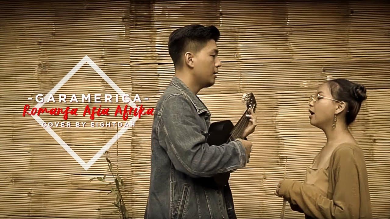 Romansa Asia Afrika - Garamerica (Short Cover by Eightdah #8dah)