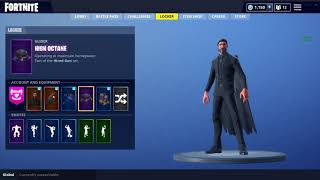 $50 CAD rare fortnite account for sale (John Wick max omega and Ragnarok)
