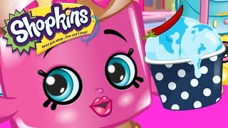 SHOPKINS - ICE CREAM AT THE FAIR | Cartoons For Kids | Toys For Kids | Shopkins Cartoon | Animation