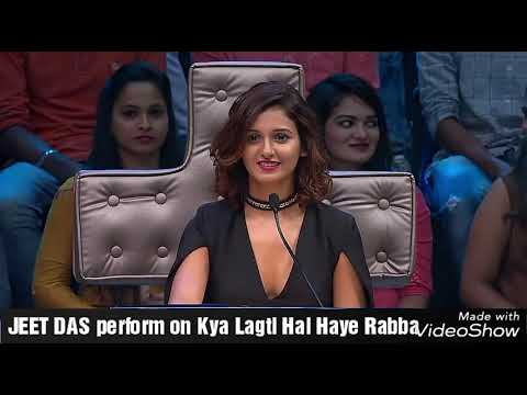 JEET DAS perform on Kya Lagti Hai Haye Rabba || Made it to TOP 12 || 15th july