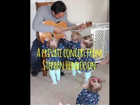 A PRIVATE CONCERT FOR THE GIRLS WITH STEPHEN HENDERSON streaming vf