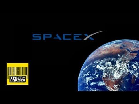 SpaceX grasshopper rocket can now fly sideways - Truthloader Investigates