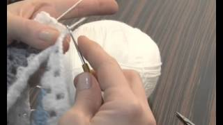 Bebek Battaniyesi Örmeyi Öğrenin