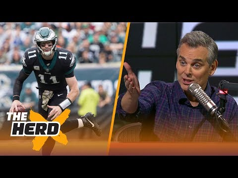 Herd Hierarchy: Colin's Top 10 NFL teams after 2017-18 Week 10 | THE HERD