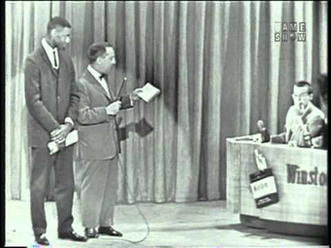 """Teenage Appreciation"" episode of ""I've Got a Secret"" (March 26, 1958)"