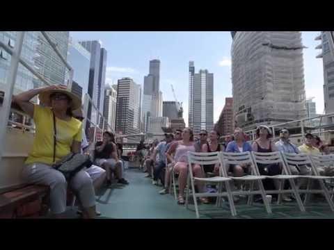 Chicago Architecture Boat Tour — Chicago Line Cruises