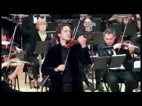Tim Fain performs SCHINDLER'S LIST Theme by John Williams