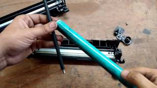 How to Refill 88A cartridge in hindi