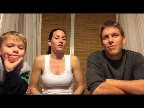 Insanity Max 30: week 2 day 8 with Val & Lauren